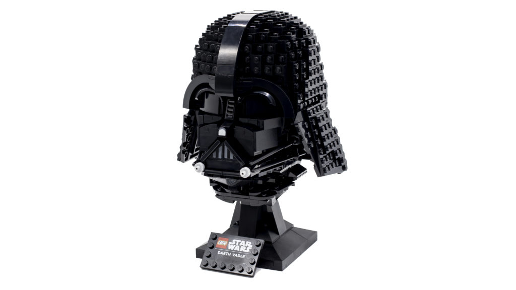 LEGO Star Wars 75304 Darth Vader Helmet 7 1