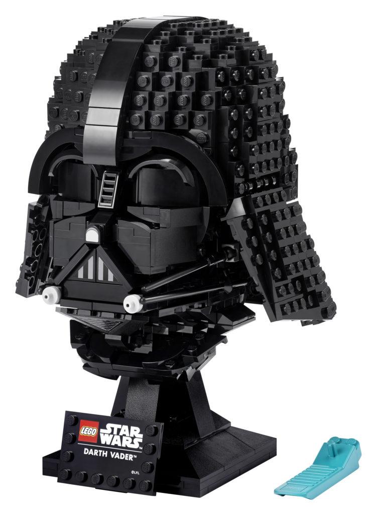 LEGO Star Wars 75304 Darth Vader Helmet 7