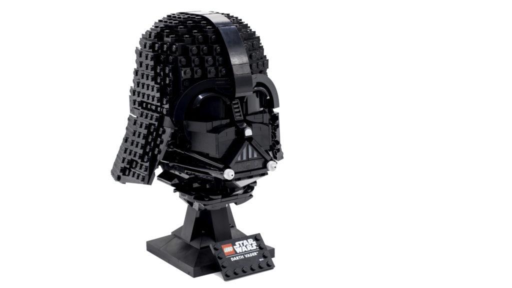 LEGO Star Wars 75304 Darth Vader Helmet 8