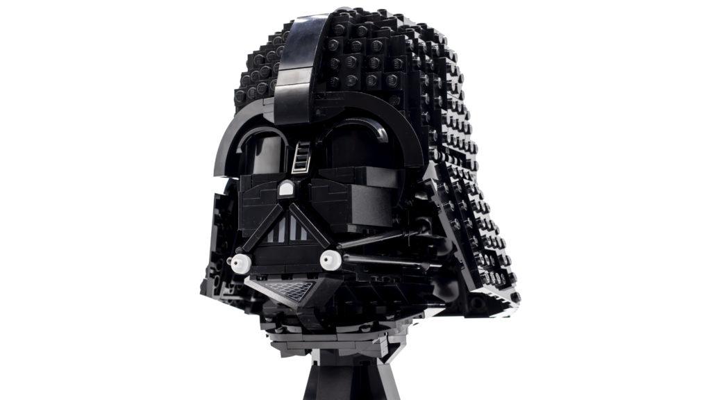 LEGO Star Wars 75304 Darth Vader Helmet 9