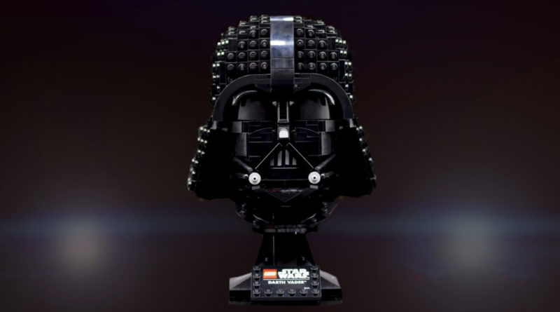 LEGO Star Wars 75304 Darth Vader Helmet NEW FEATURED 800x445