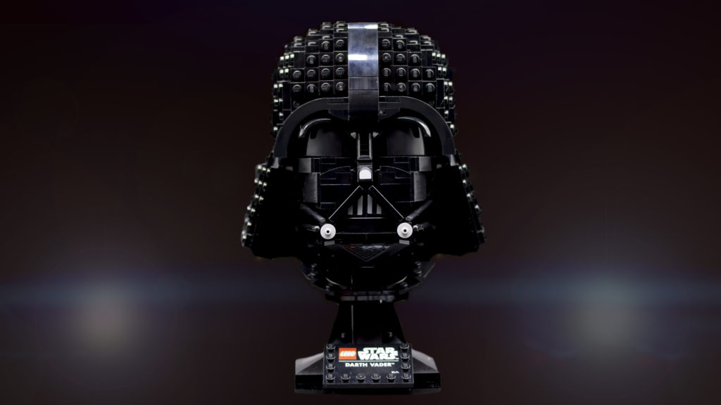 LEGO Star Wars 75304 Darth Vader Helmet NEW FEATURED