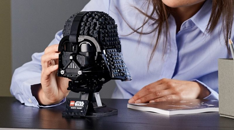 LEGO Star Wars 75304 Darth Vader Helmet Featured 800x445