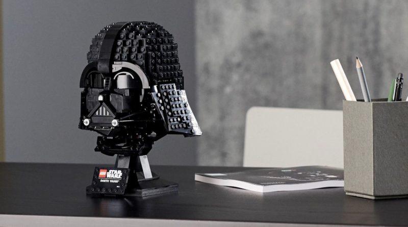 LEGO Star Wars 75304 Darth Vader Helmet featured resized 1