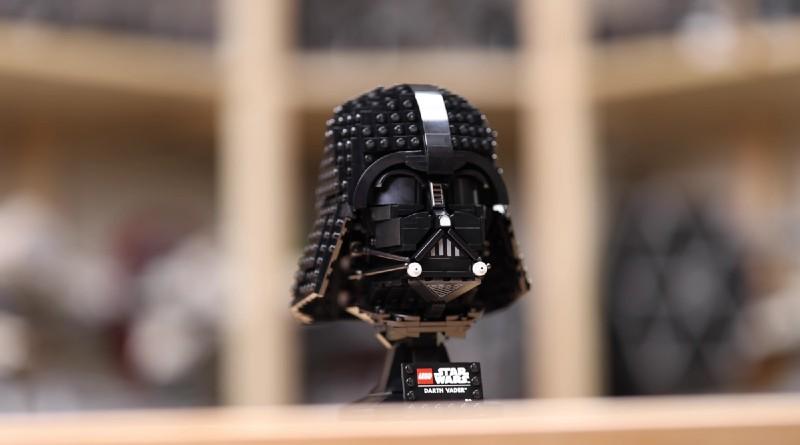 LEGO Star Wars 75304 Darth Vader Helmet First Look Featured