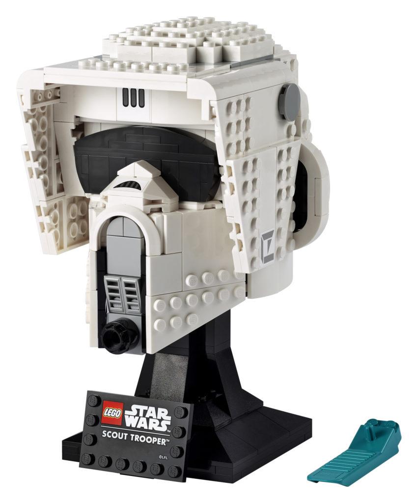 LEGO Star Wars 75305 Scout Trooper Helmet 1