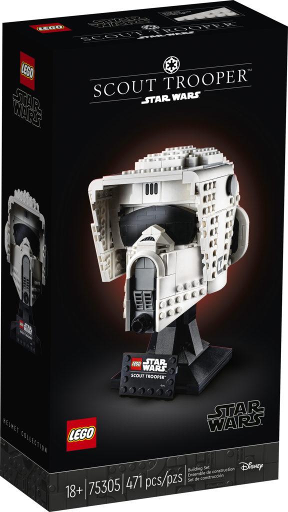 LEGO Star Wars 75305 Scout Trooper Helmet 3