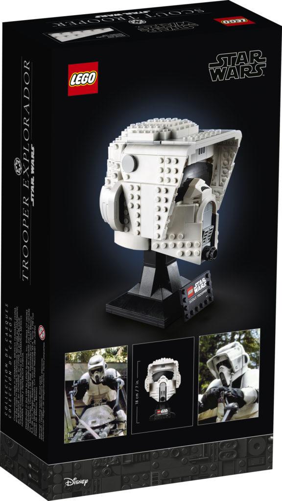 LEGO Star Wars 75305 Scout Trooper Helmet 4