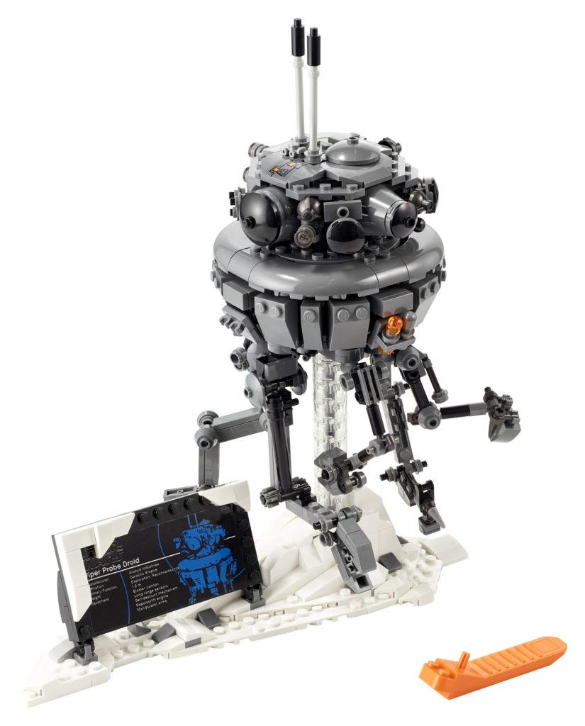 LEGO Star Wars 75306 Imperial Probe Droid 1