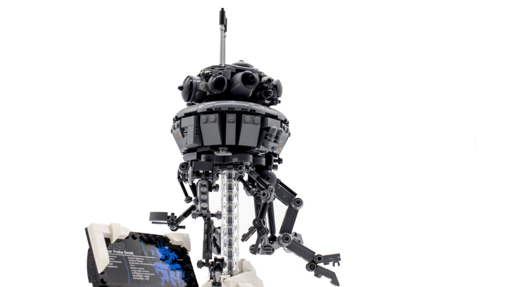 LEGO Star Wars 75306 Imperial Probe Droid 10