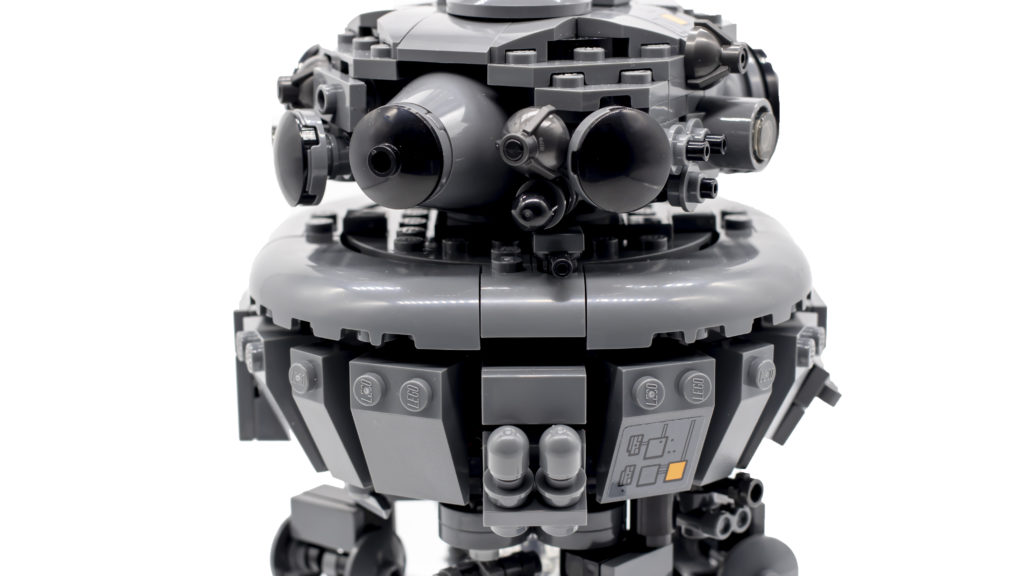 LEGO Star Wars 75306 Imperial Probe Droid 11