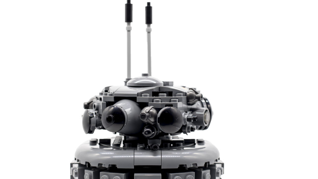 LEGO Star Wars 75306 Imperial Probe Droid 12