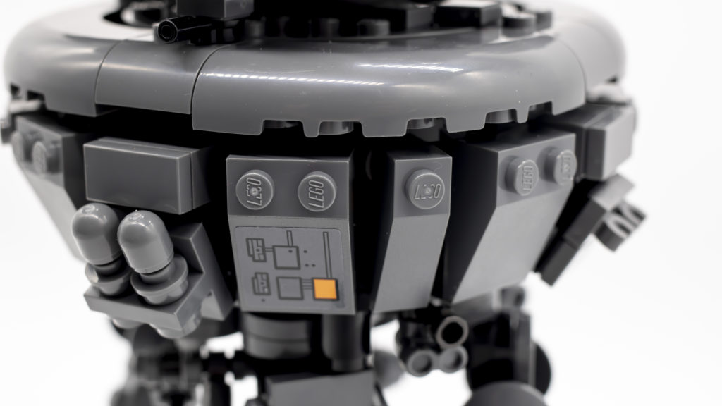 LEGO Star Wars 75306 Imperial Probe Droid 16