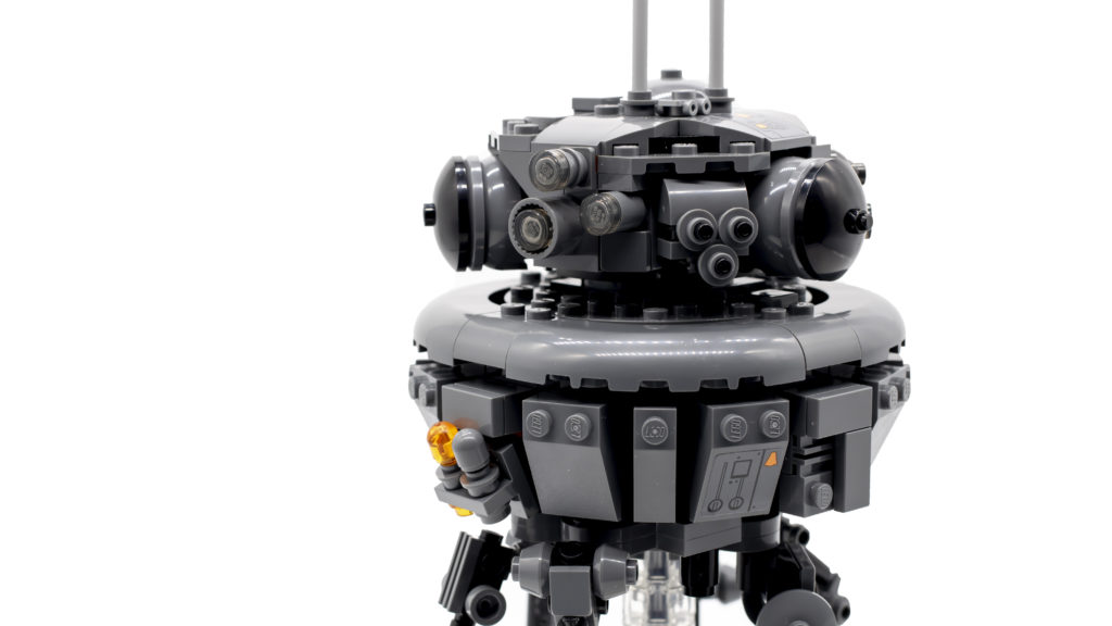 LEGO Star Wars 75306 Imperial Probe Droid 18