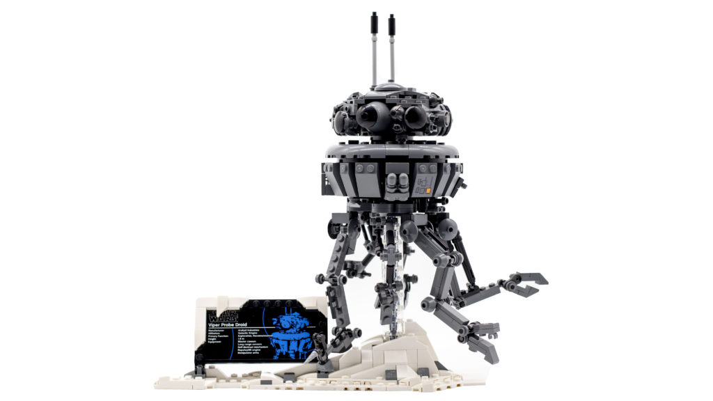 LEGO Star Wars 75306 Imperial Probe Droid 1 1