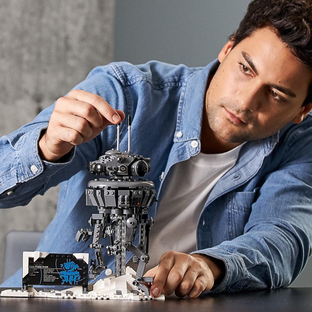 LEGO Star Wars 75306 Imperial Probe Droid 2 1024x1024
