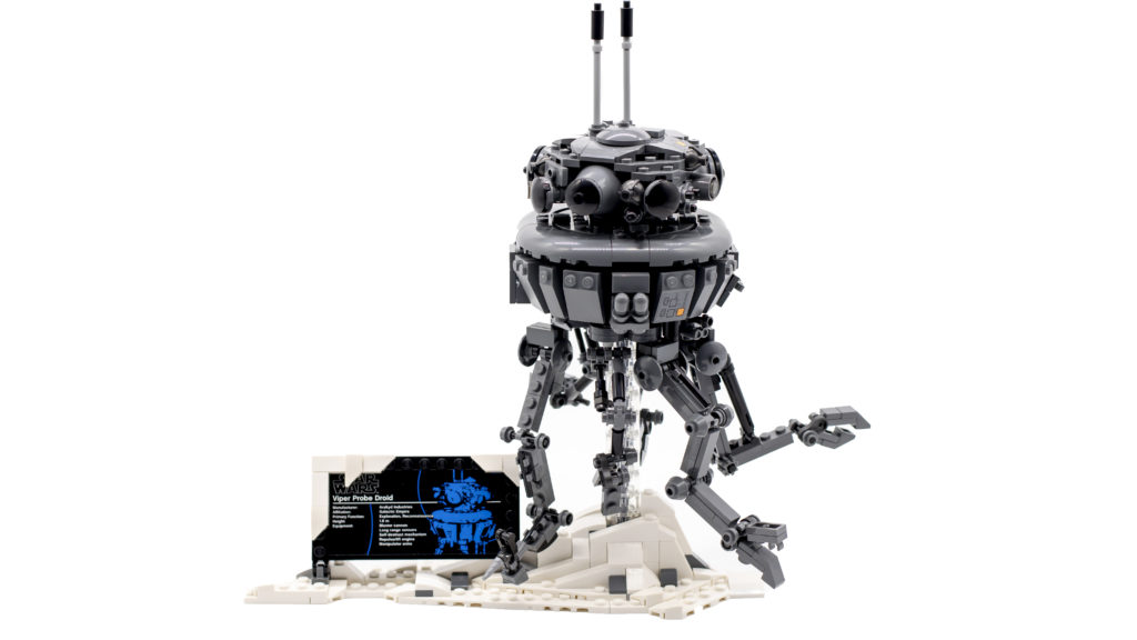 LEGO Star Wars 75306 Imperial Probe Droid 3 1