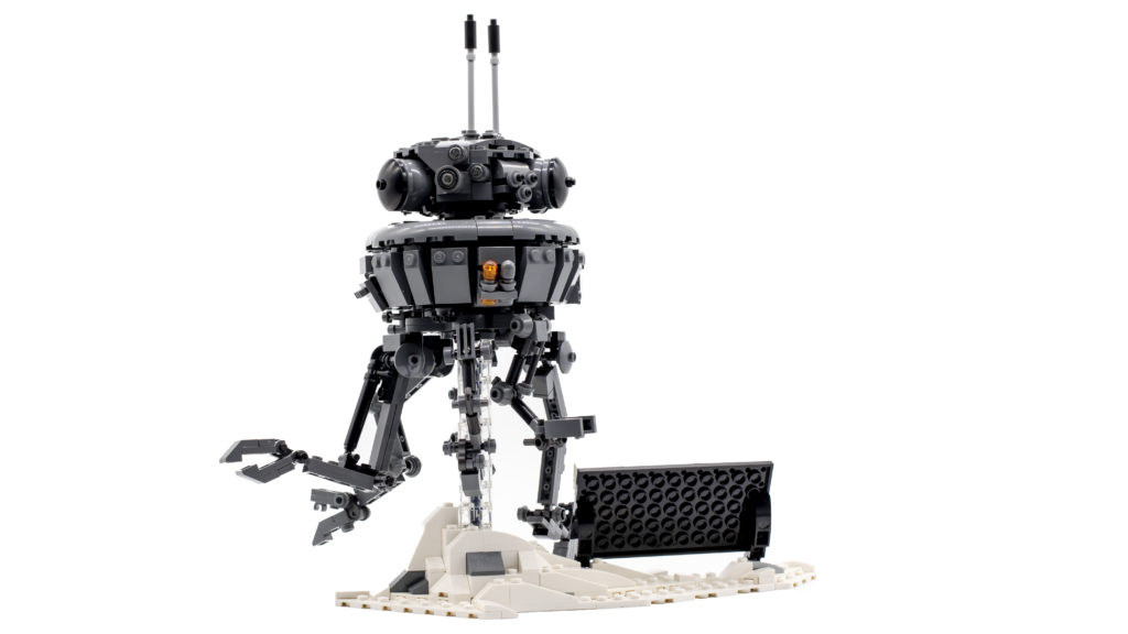 LEGO Star Wars 75306 Imperial Probe Droid 4 1