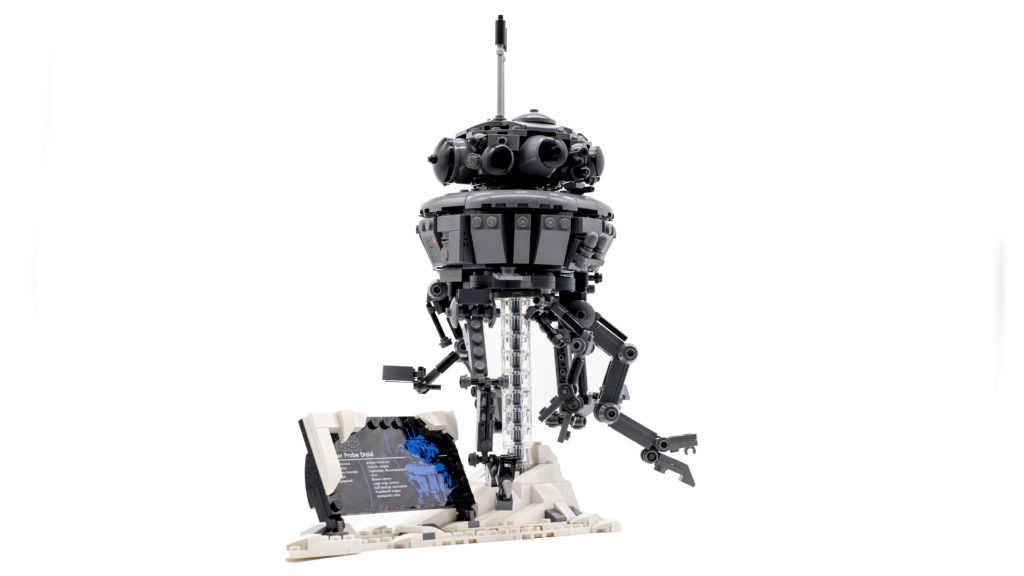 LEGO Star Wars 75306 Imperial Probe Droid 8