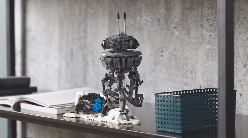 LEGO Star Wars 75306 Imperial Probe Droid Lifestyle Featured 800x445