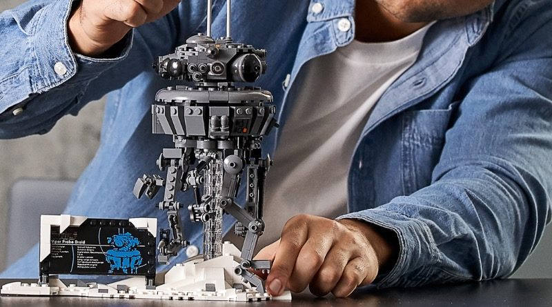 LEGO Star Wars 75306 Imperial Probe Droid Featured 800x445