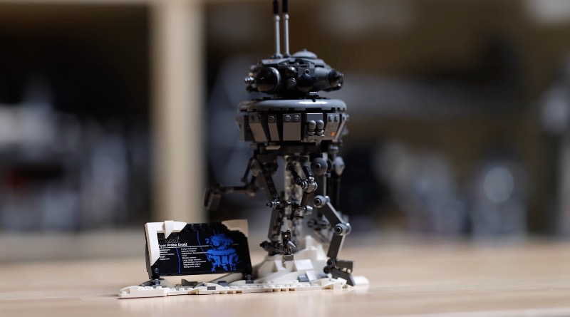 LEGO Star Wars 75306 Imperial Probe Droid First Look Featured