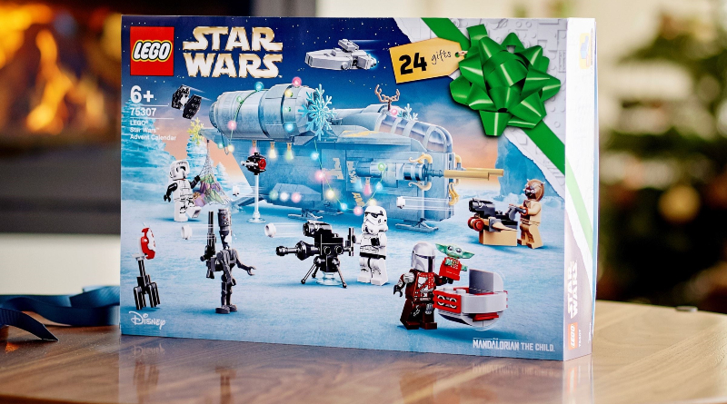 LEGO Star Wars 75307 Advent Calendar Lifestyle Featured