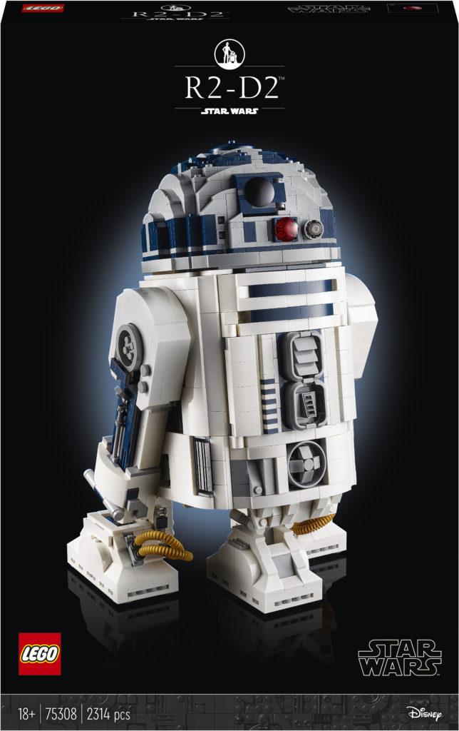 LEGO Star Wars 75308 R2 D2 1