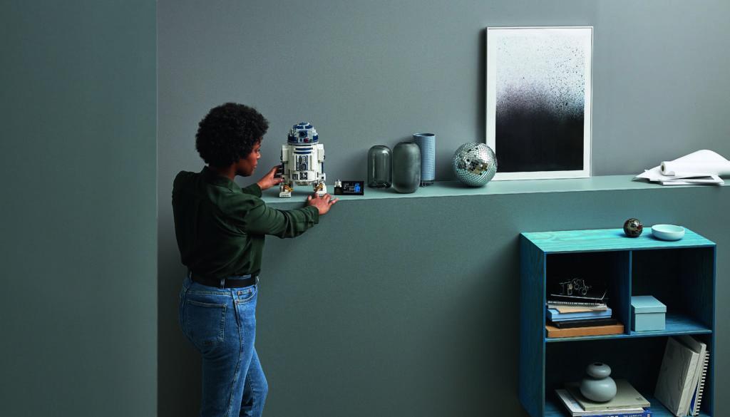 LEGO Star Wars 75308 R2 D2 10