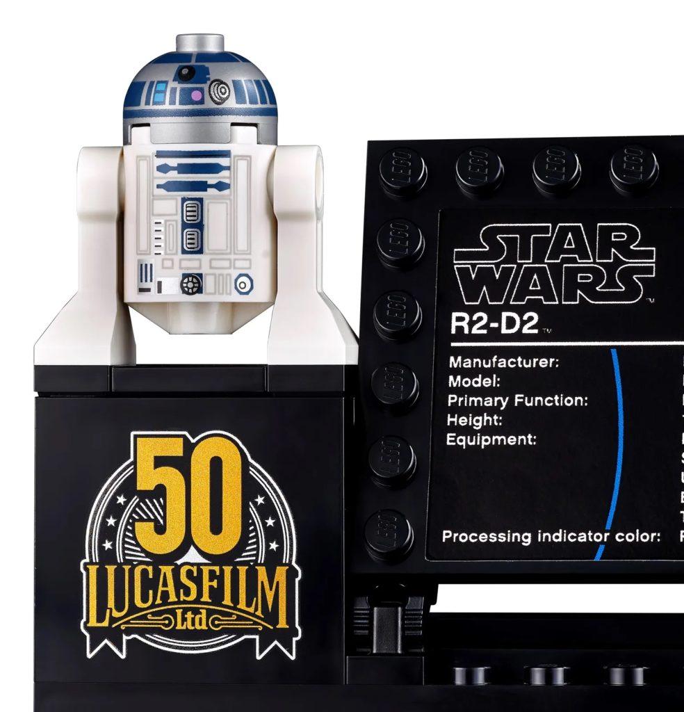LEGO Star Wars 75308 R2 D2 15