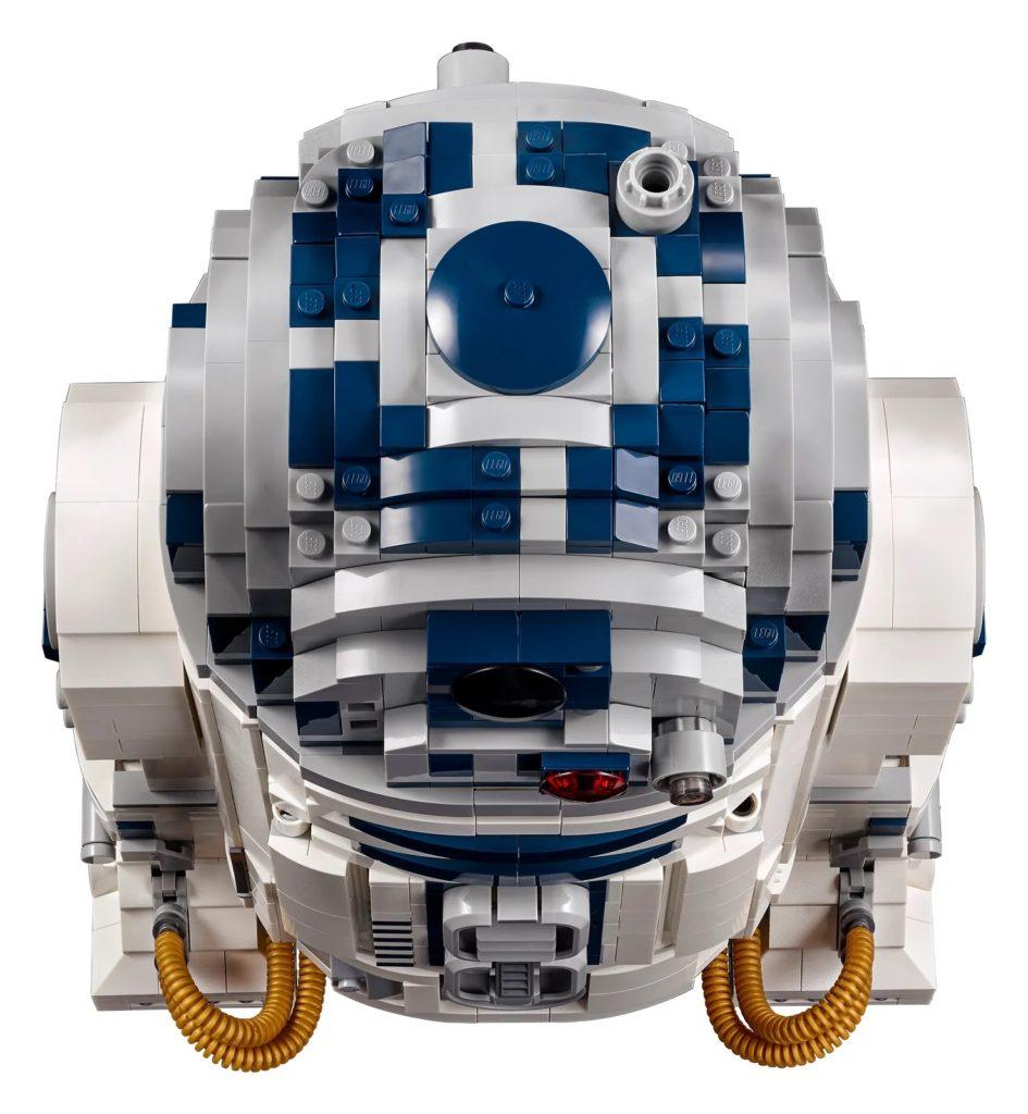 LEGO Star Wars 75308 R2 D2 16