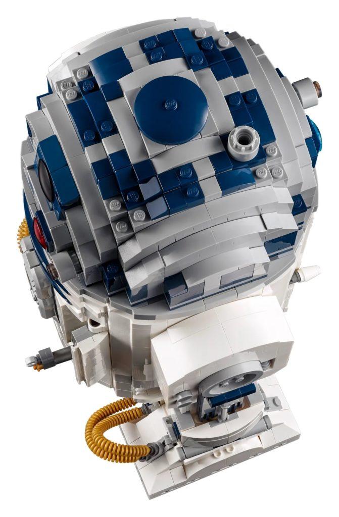 LEGO Star Wars 75308 R2 D2 17