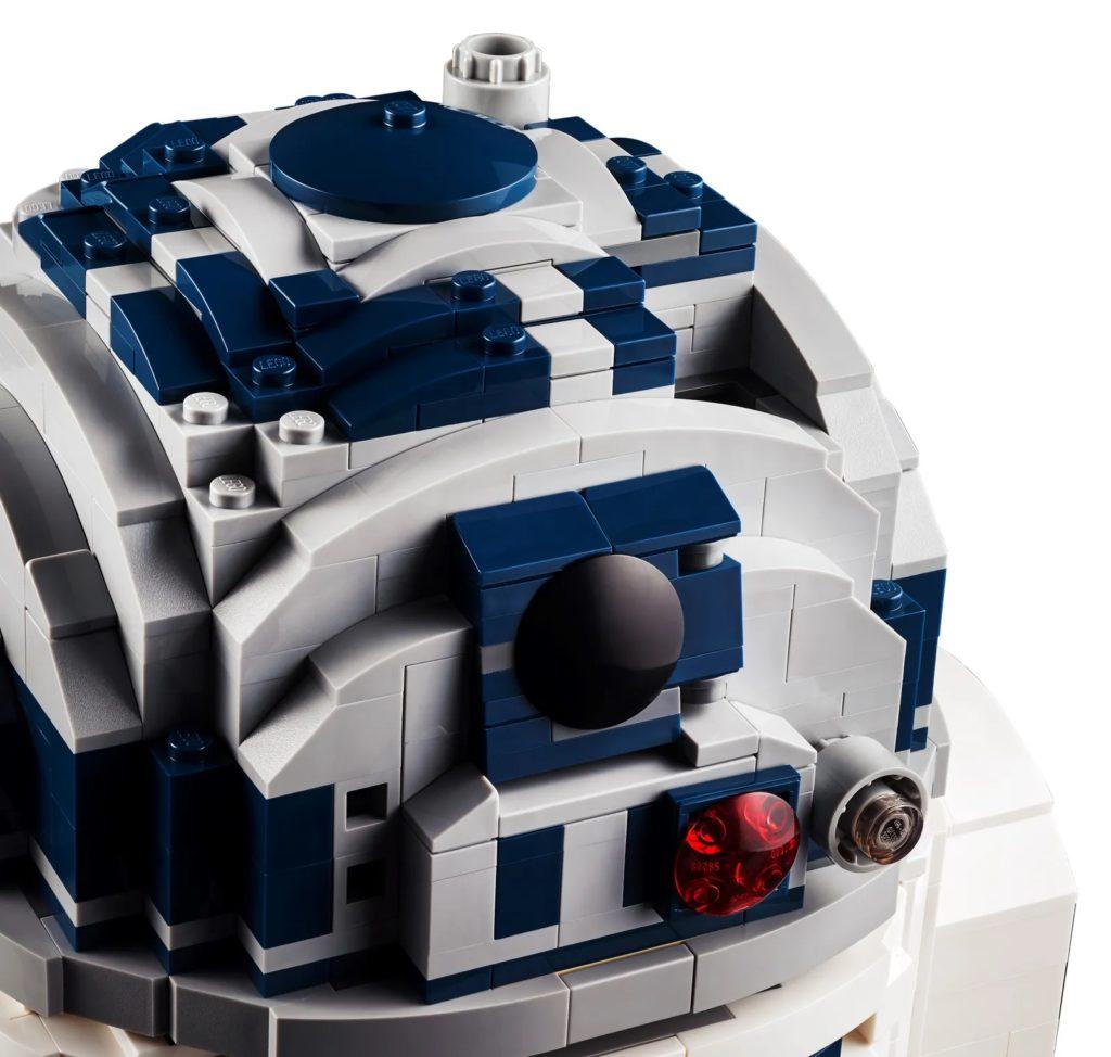 LEGO Star Wars 75308 R2 D2 18
