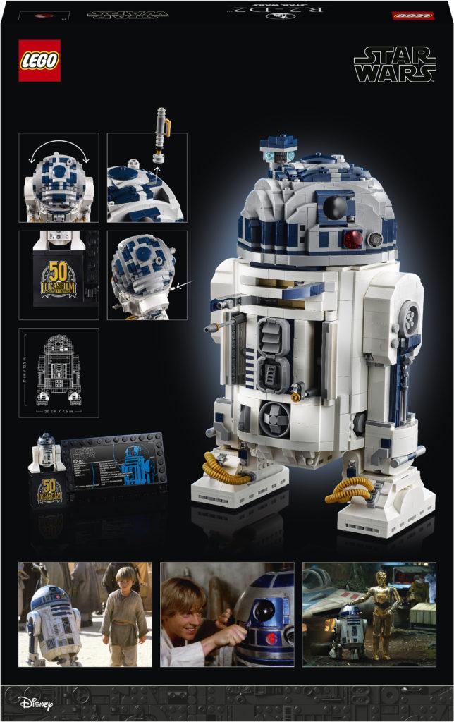 LEGO Star Wars 75308 R2 D2 2