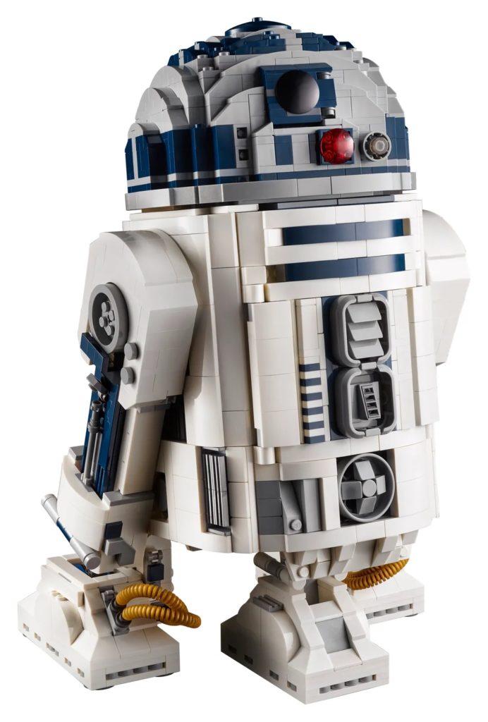 LEGO Star Wars 75308 R2 D2 20