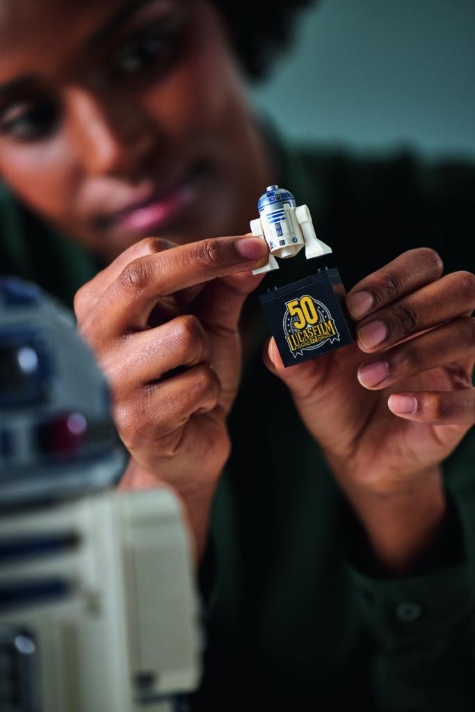 LEGO Star Wars 75308 R2 D2 7