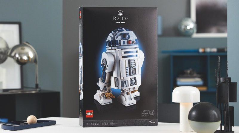 LEGO Star Wars 75308 R2 D2 Featured Box 800x445
