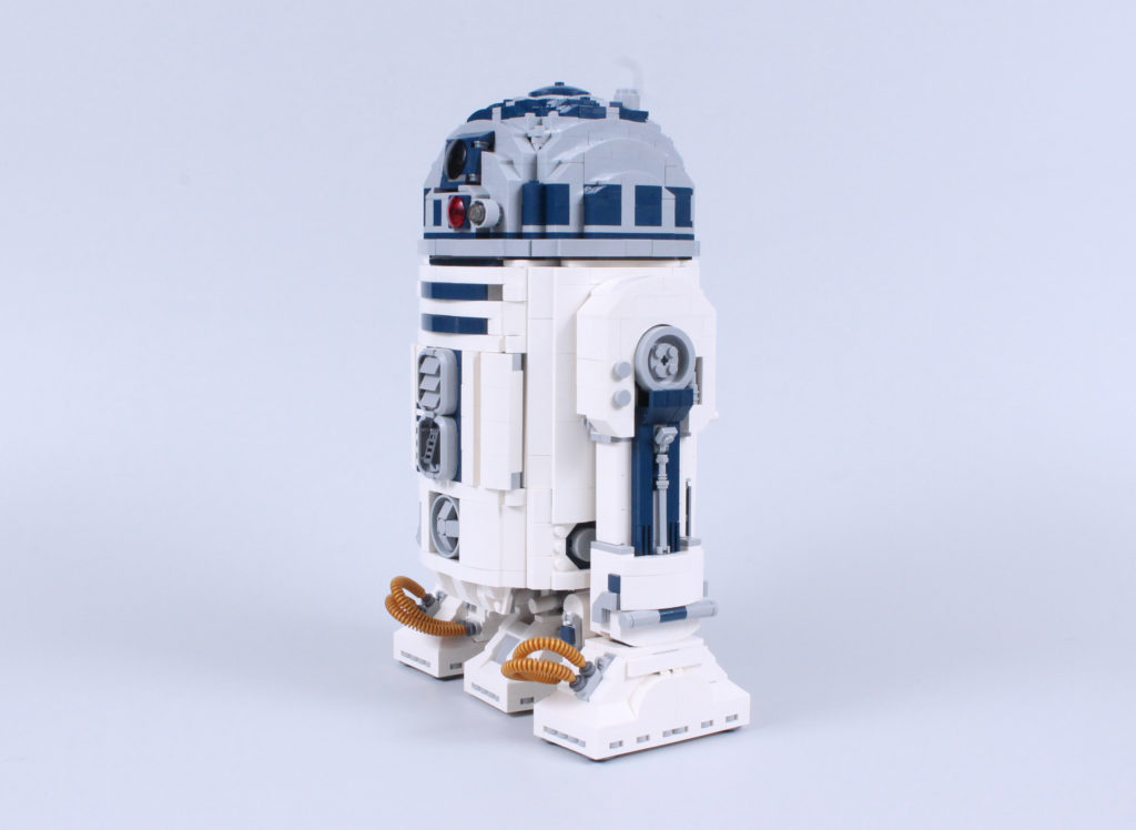 LEGO Star Wars 75308 R2 D2 Review 12