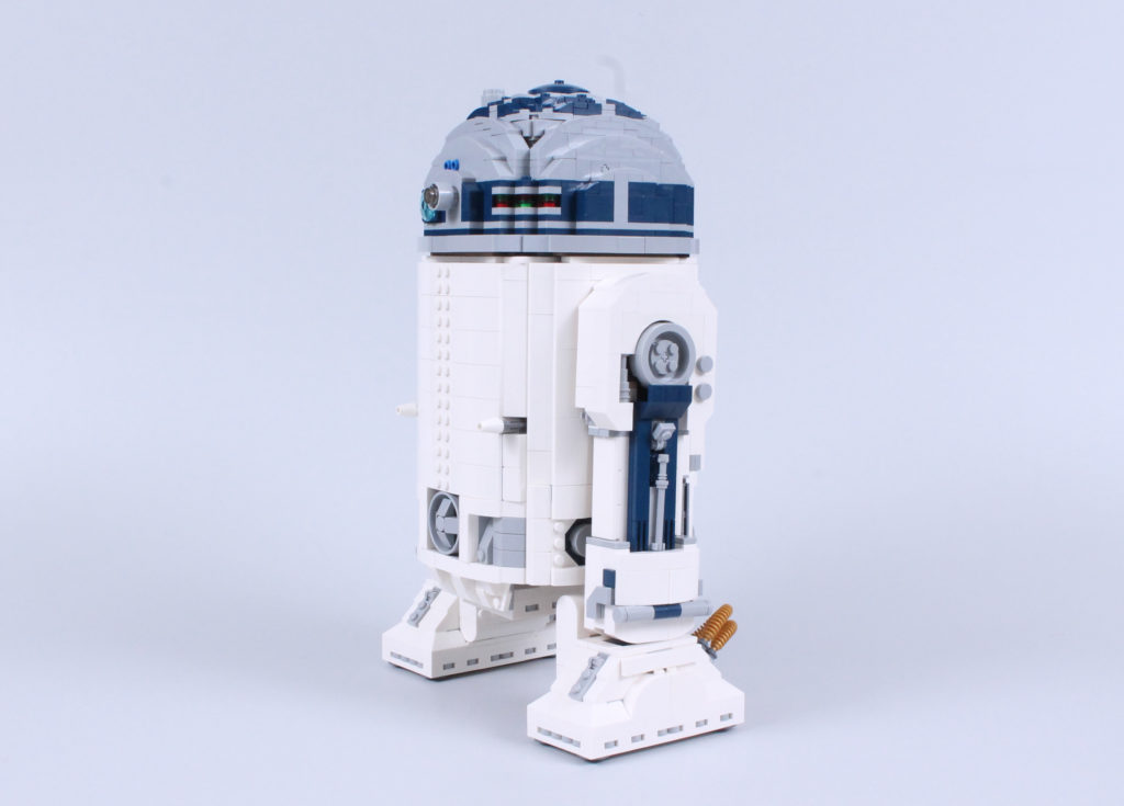LEGO Star Wars 75308 R2 D2 Review 18
