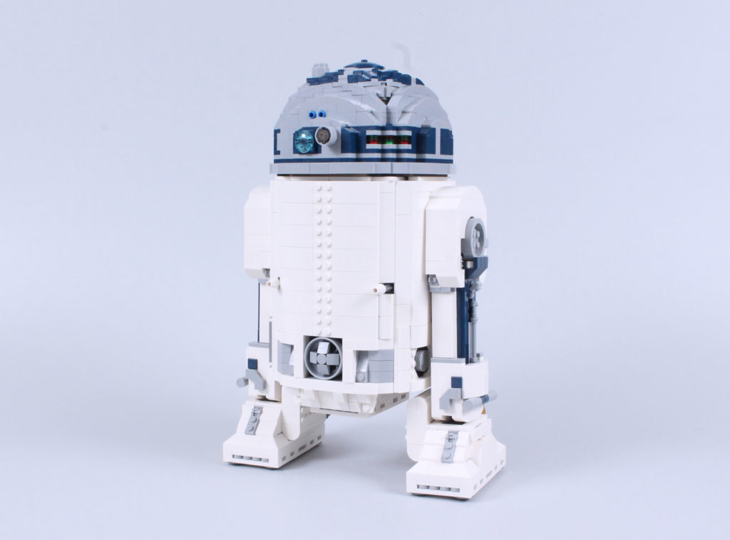 LEGO Star Wars 75308 R2 D2 Review 19