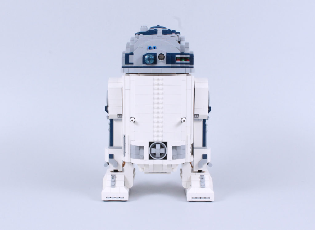 LEGO Star Wars 75308 R2 D2 Review 20