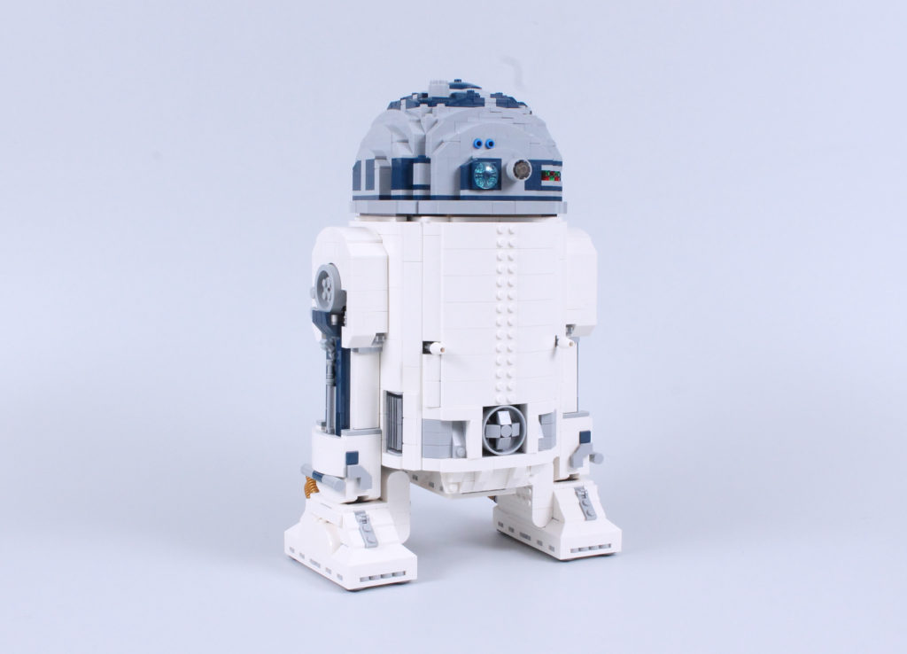 LEGO Star Wars 75308 R2 D2 Review 21
