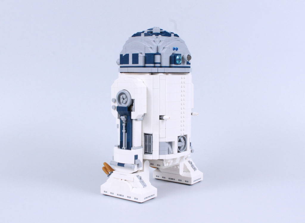 LEGO Star Wars 75308 R2 D2 Review 22