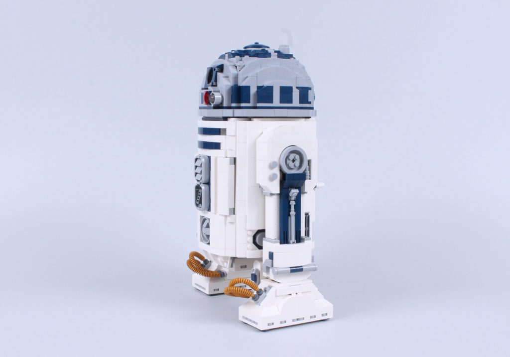 LEGO Star Wars 75308 R2 D2 Review 24