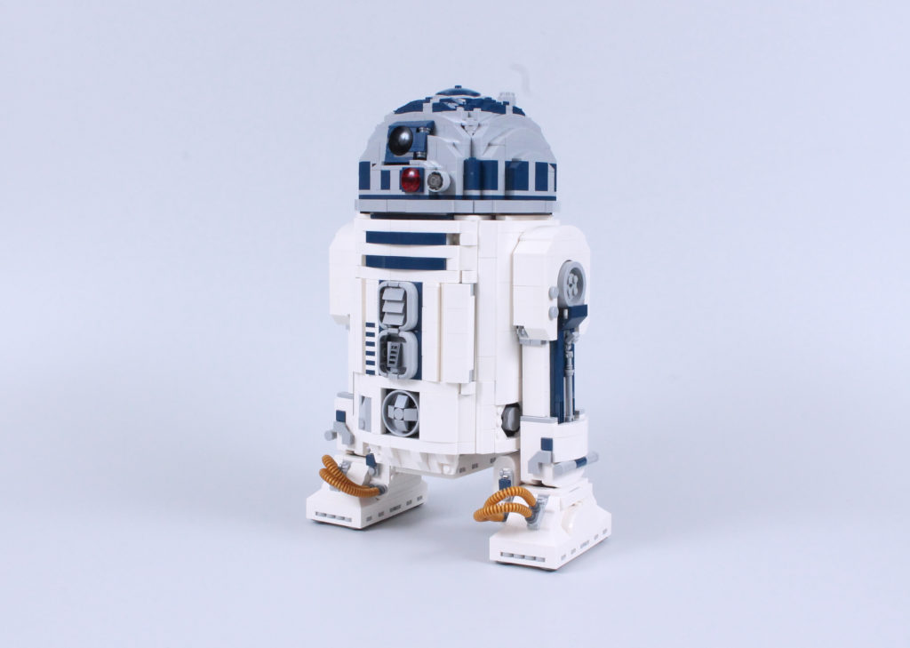 LEGO Star Wars 75308 R2 D2 Review 25