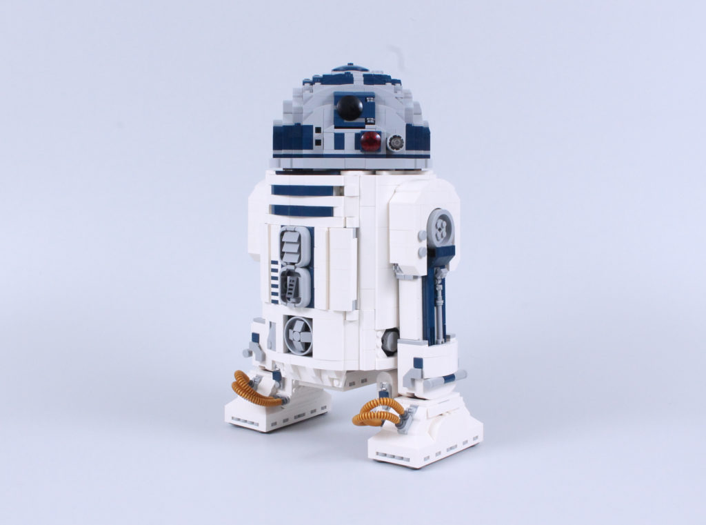 LEGO Star Wars 75308 R2 D2 Review 26