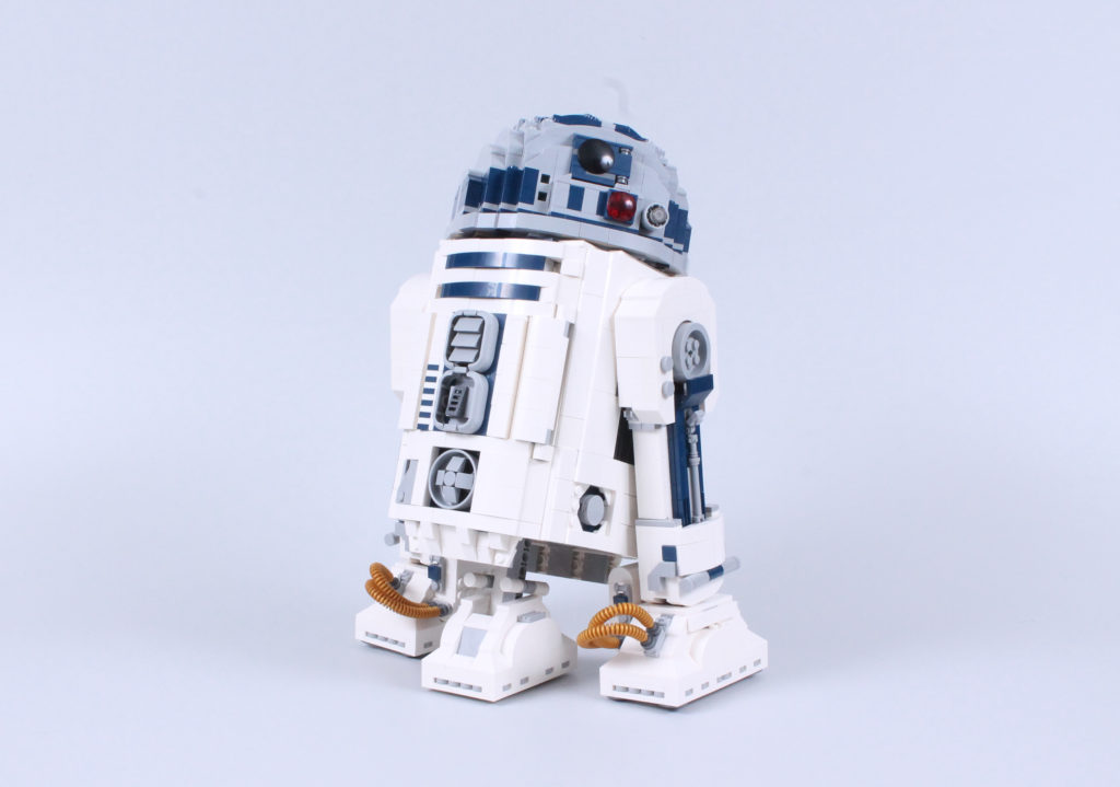 LEGO Star Wars 75308 R2 D2 Review 27