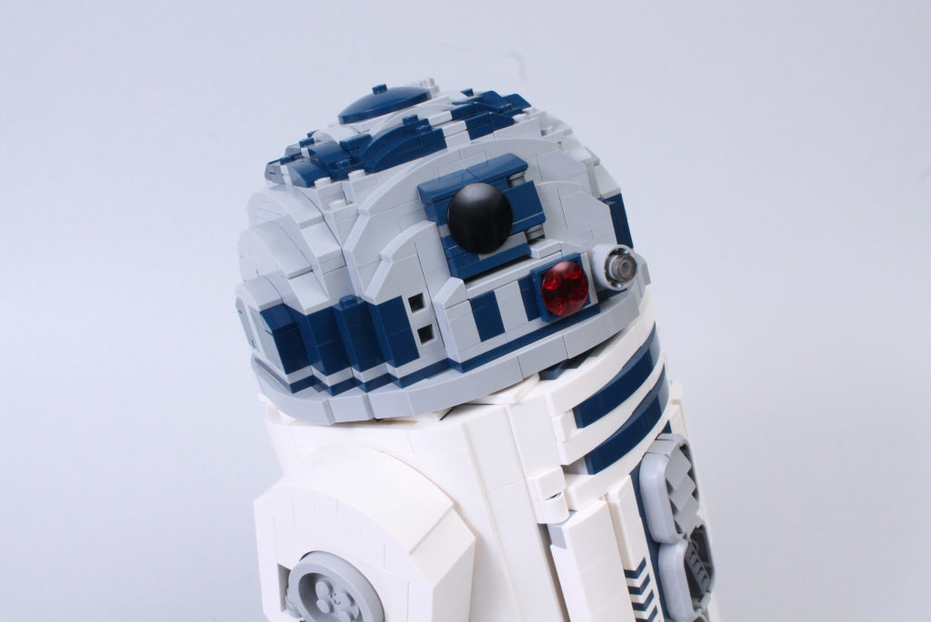 LEGO Star Wars 75308 R2 D2 Review 30