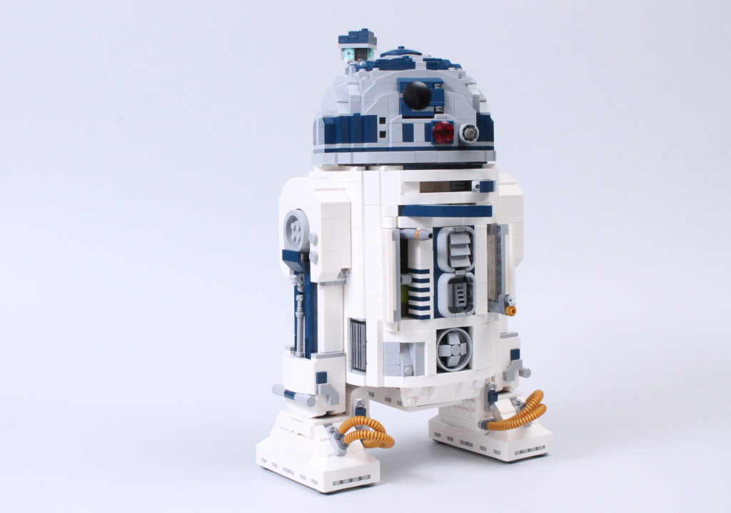 LEGO Star Wars 75308 R2 D2 Review 33