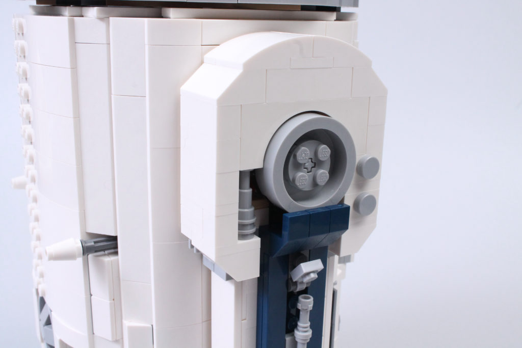 LEGO Star Wars 75308 R2 D2 Review 39